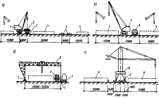 схемы строповки грузов в формате dwg